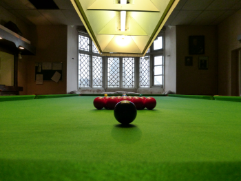 Join Rugeley Snooker Club